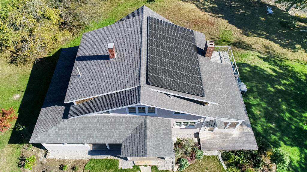 solar installation maine camden