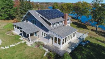 residential solar power maine