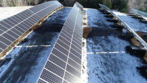 solar landfill