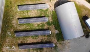 Maine solar farm