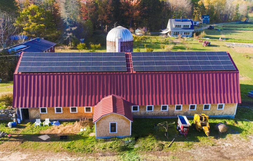 solar energy contractor maine