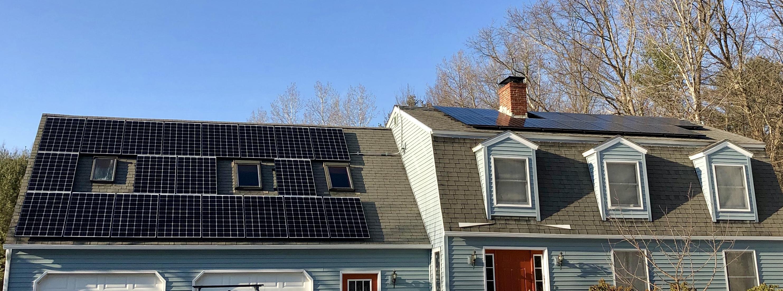 Hampden Maine solar