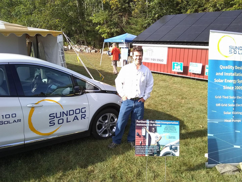 common ground fair solar