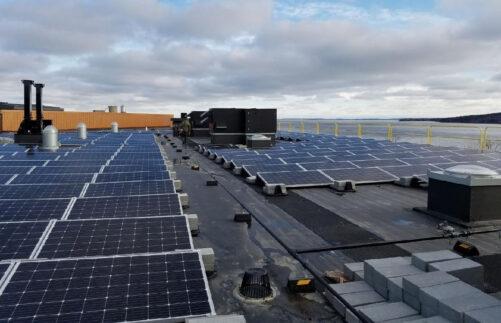 maine technical school solar