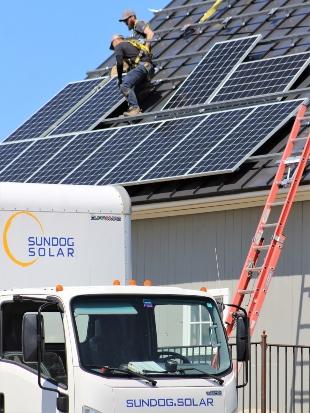 solar panel installation Augusta Maine