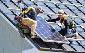 solar panel installation Augusta