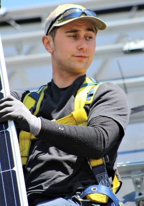 solar panel system Maine