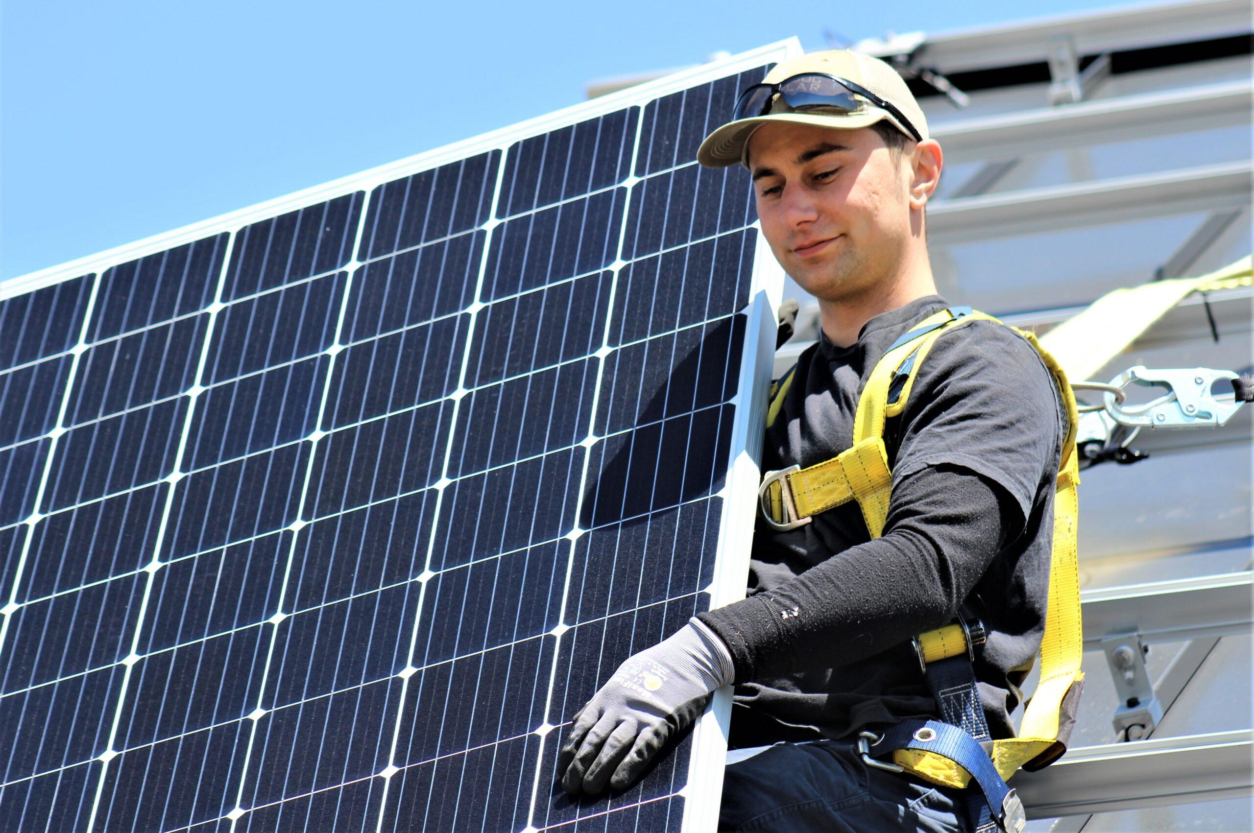 maine solar company Ellsworth