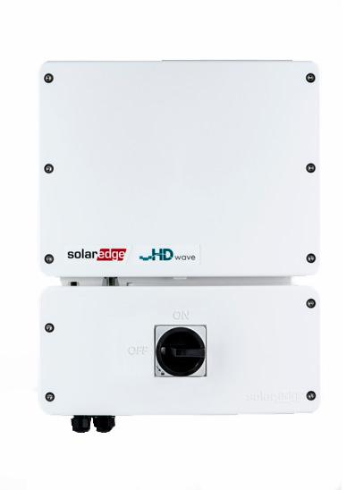 SolarEdge Hub Inverter
