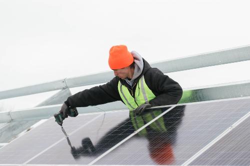 solar farm thomaston Maine