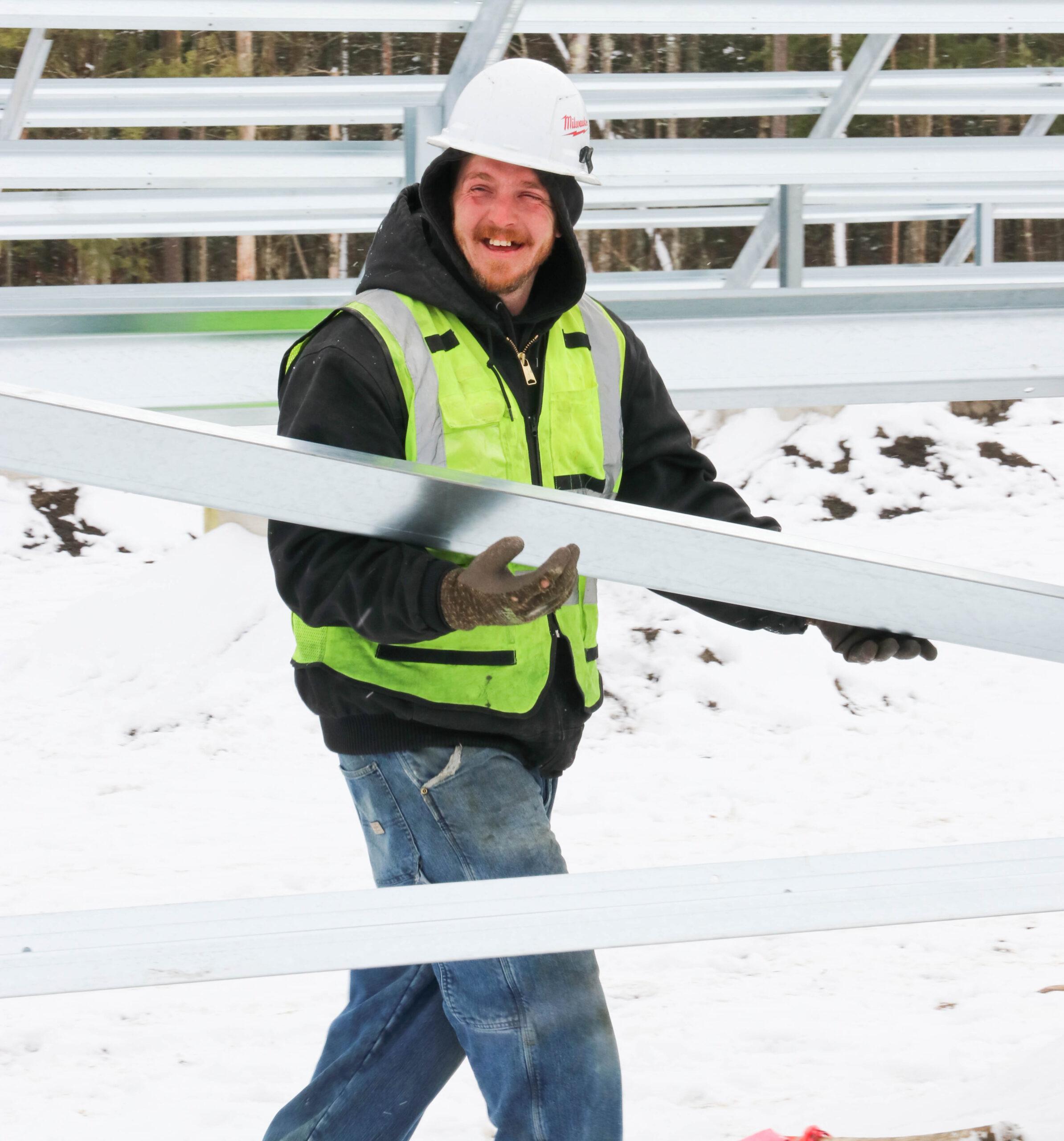 solar rural development financing