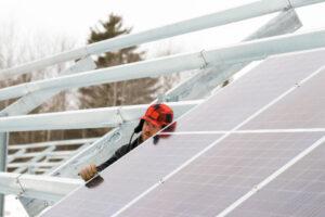 solar EPC Midcoast Maine