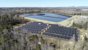 thomaston maine solar energy system