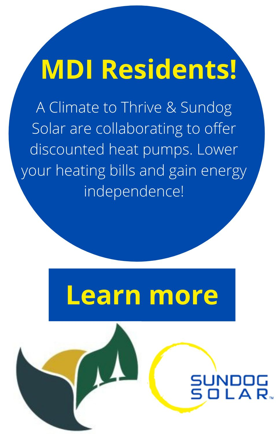 A Climate to Thrive - MDI Maine