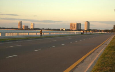Pedestrian and bicycle advocacy group asks Tampa mayor to close part of Bayshore Boulevard
