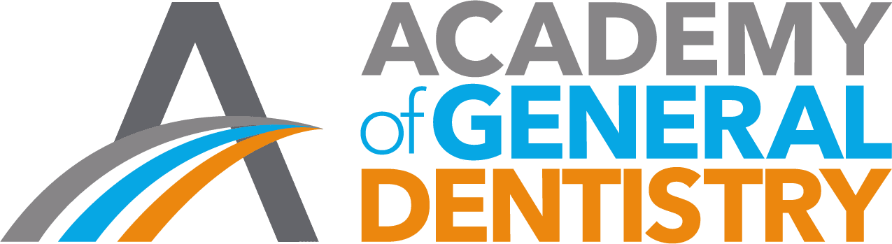 decorative logo of the Academy of general dentistry