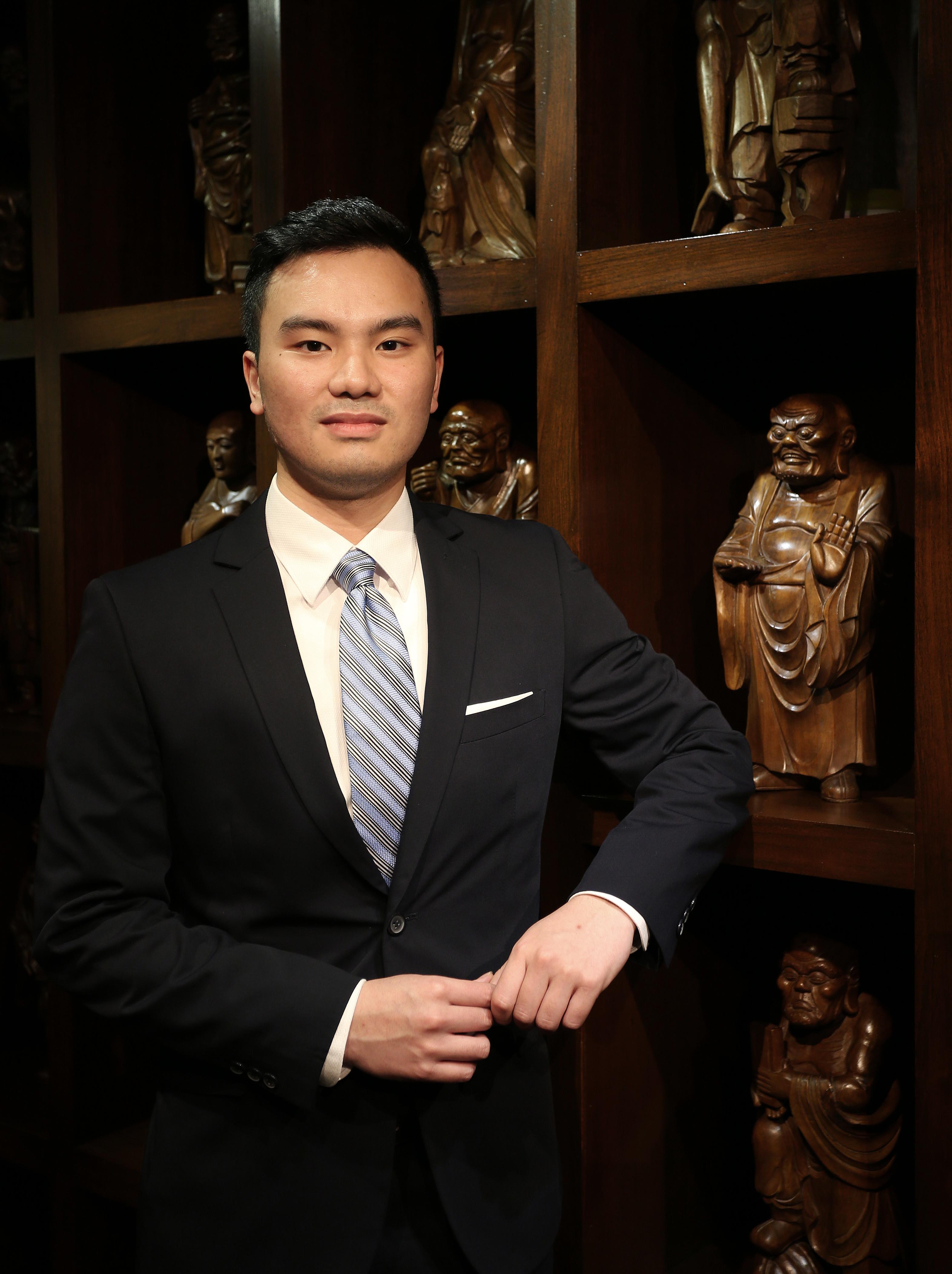 Calvin Tinlop Chui Trainee Lawyer
