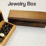 Safe jewelry-box