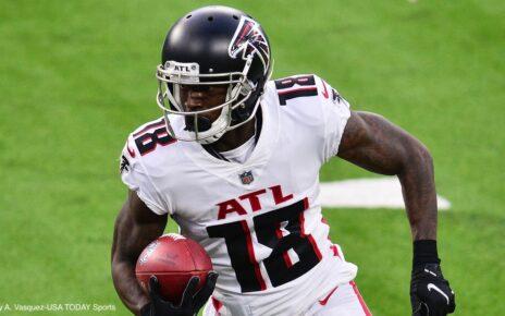 Calvin Ridley Atlanta Falcons