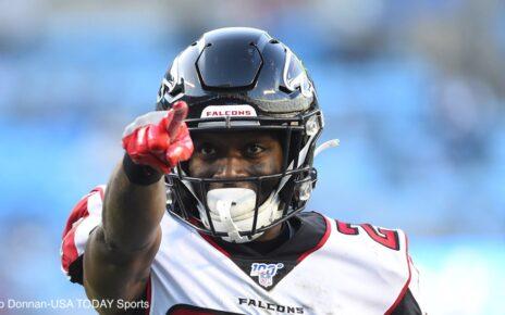Damontae Kazee, Atlanta Falcons
