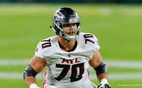 Jake Matthews Atlanta Falcons