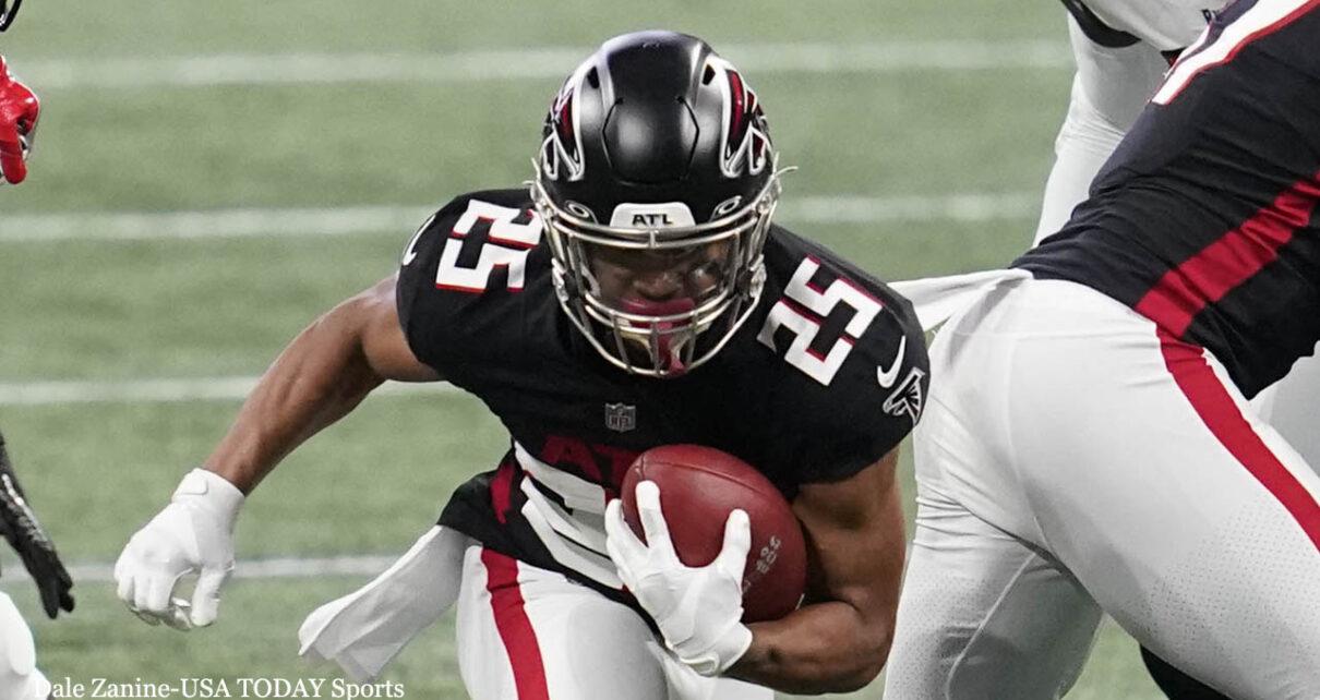 Ito Smith Atlanta Falcons