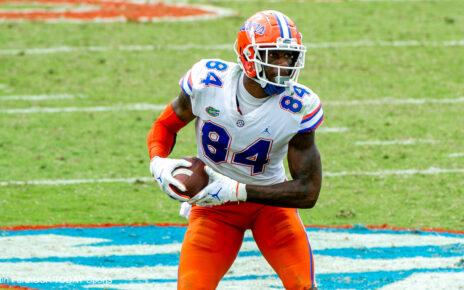 Kyle Pitts, Florida Gators