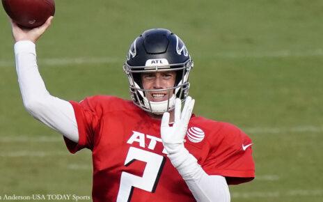 Matt Ryan Atlanta Falcons