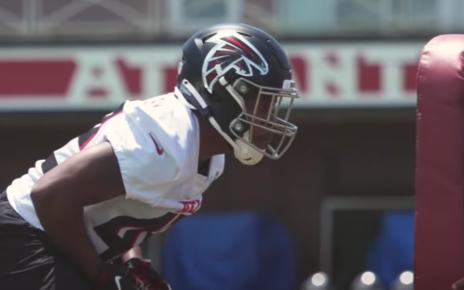 Javian Hawkins Atlanta Falcons