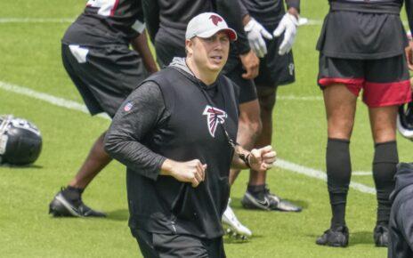 Arthur Smith, Atlanta Falcons