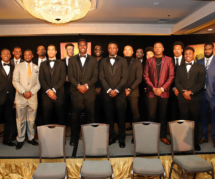 The National Alliance of African American Athletes
