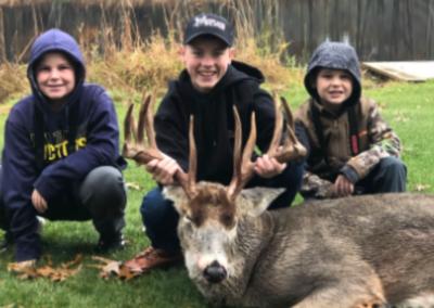 Michigan Trophy Deer Hunts