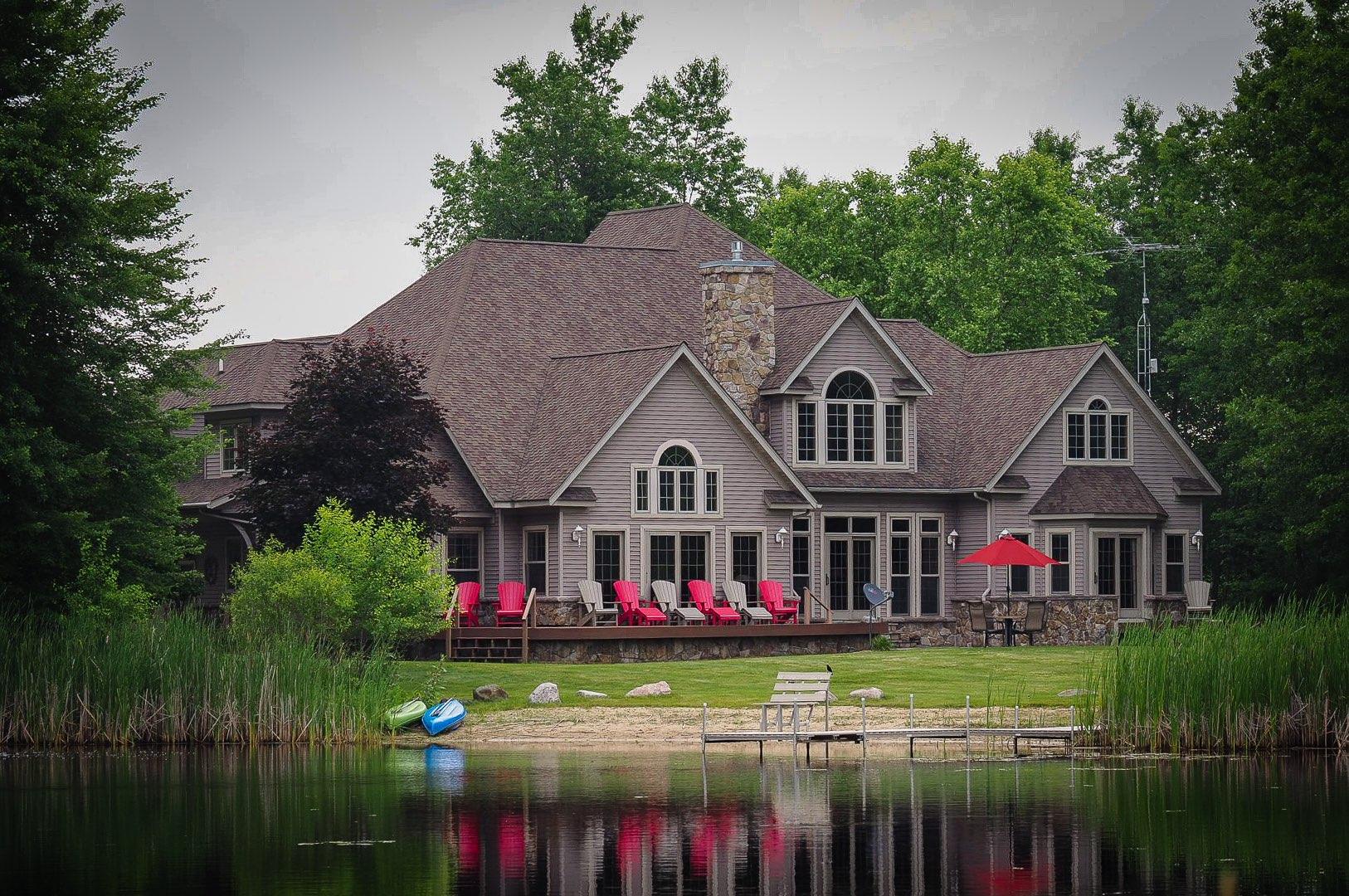 Michigan Hunting Lodge