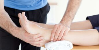 Fortify Physical Therapy Foot & Ankle