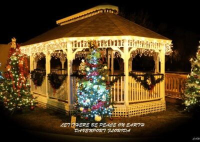 Festival of Trees Christmas Post Card