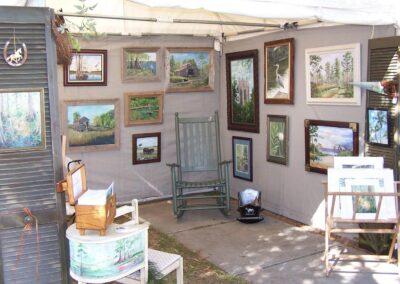 Horse Creek Florida Invitational Art Show