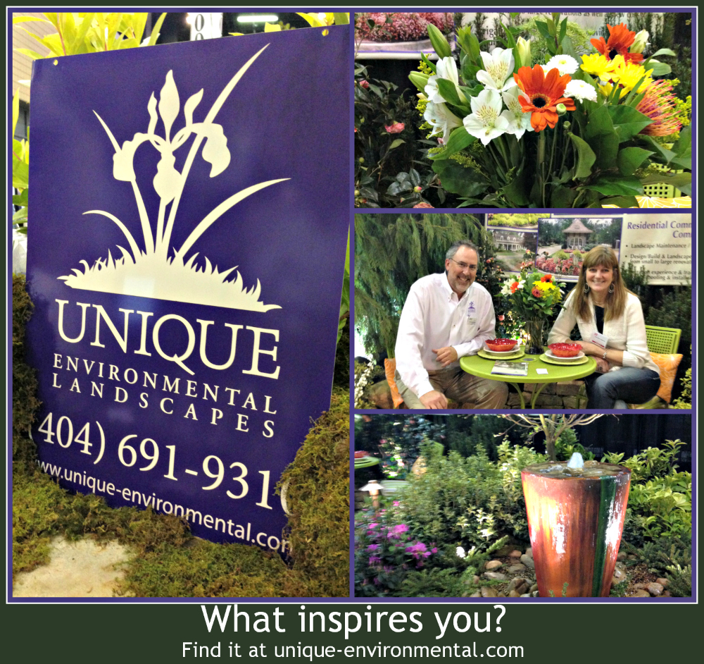 Atlanta Landscape Design Show Collage1
