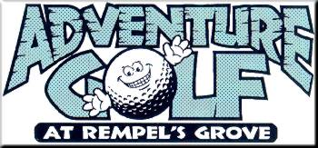 adventure golf at rg logo