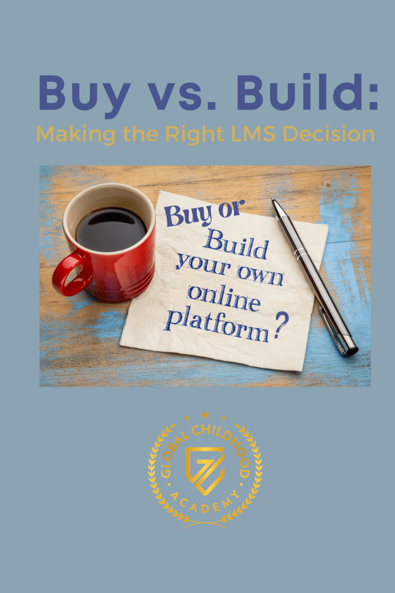 buy or build your LMS system