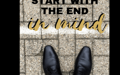 Start with the End in Mind To Create Better Online Courses