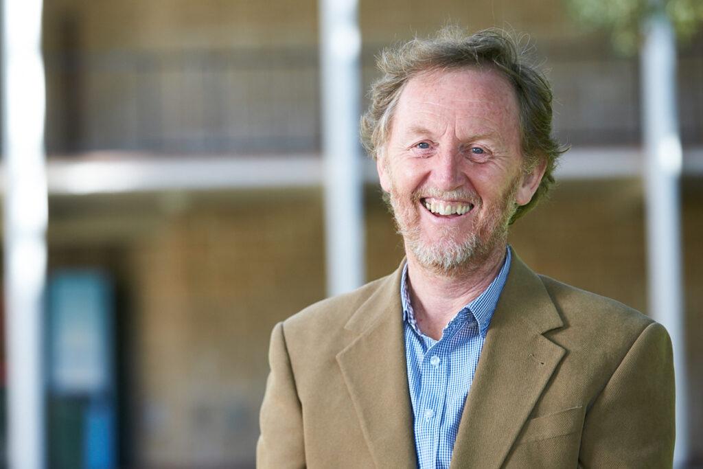 Professor John Kinder. 18th May 2018  University of Western Australia  Perth, Western Australia Travis Hayto Photography  th@travishayto.com