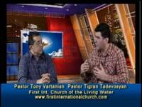 Հովիվ Տիգրան Թադևոսյանի հարցազրույցը