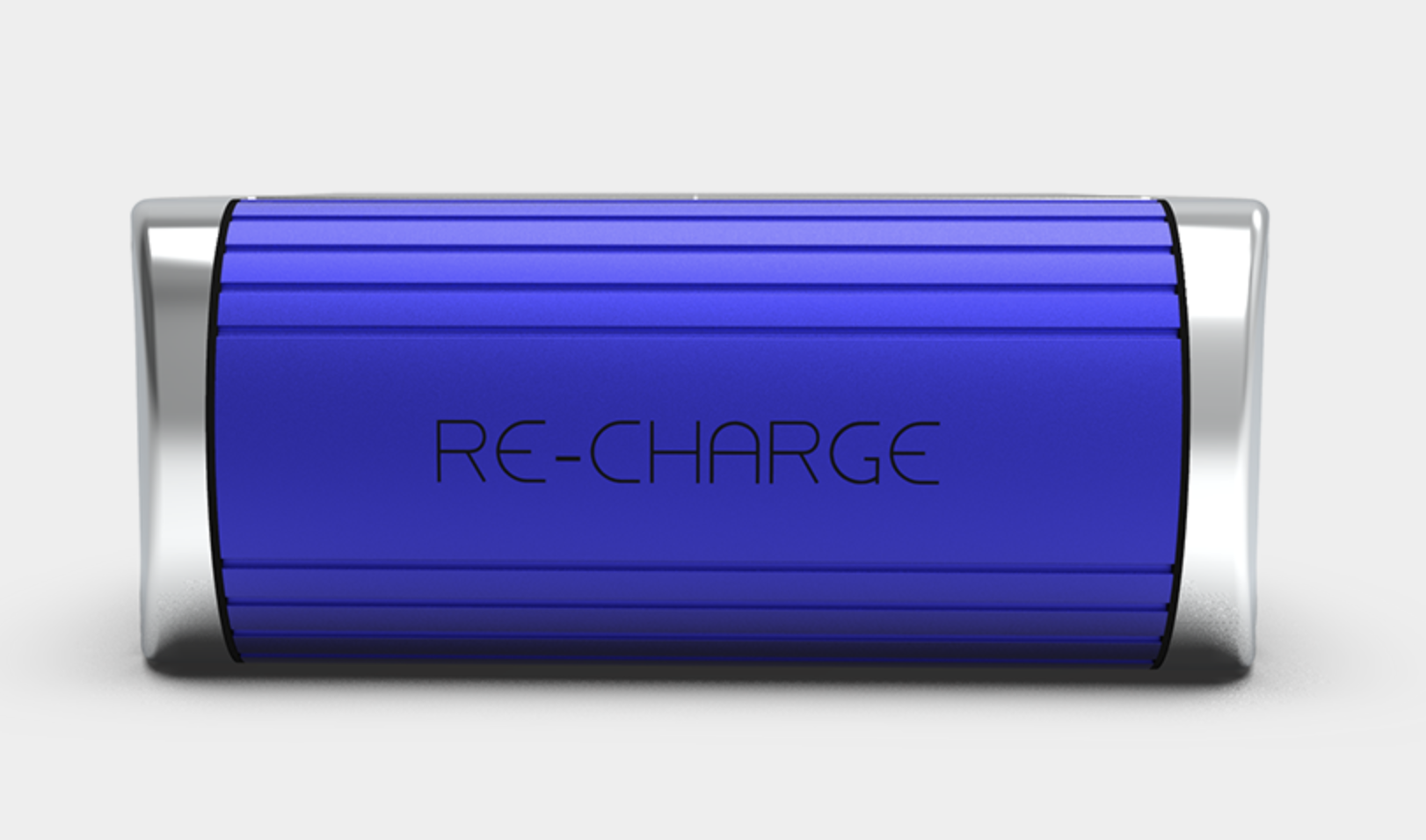 Solar Charger in Blue 2