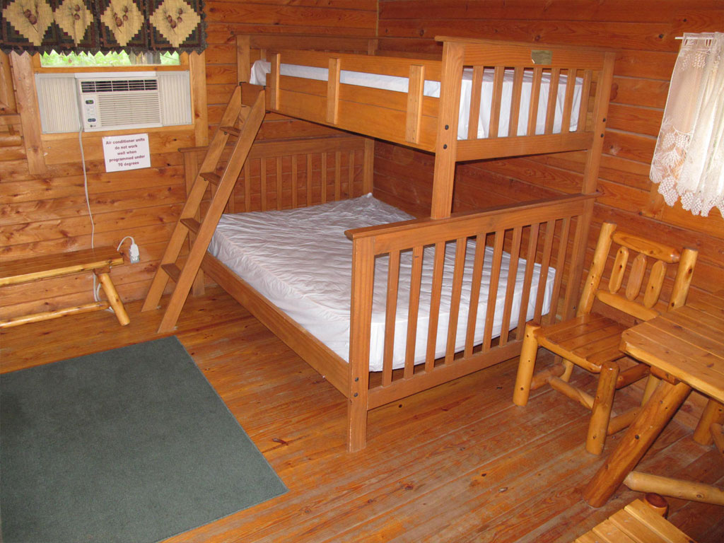 Beach Cabin Bunk Beds