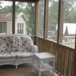 Park Model 1 Screen Porch
