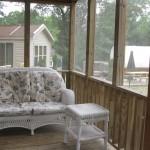 Park Model 1 Screen Porch
