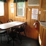 Rustic Cabin R18 Dining Area
