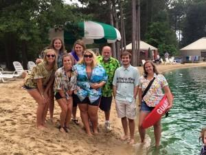 Smokey Hollow Day Camp Staff 2015