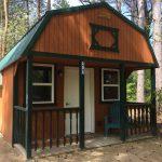 Smokey Hollow Deluxe Cabin ADA Exterior