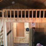 Smokey Hollow Deluxe Cabin Style 2 Interior Loft